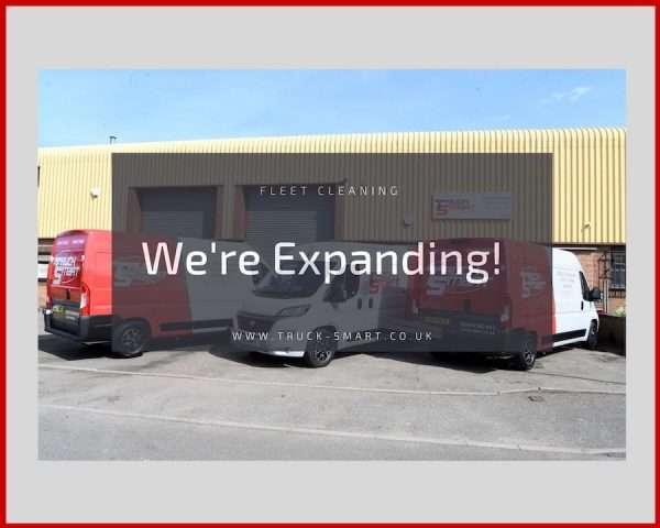 Truck Smart is expanding!